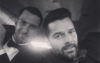 Ricky Martin matrimonio: il cantante si è sposato con il compagno Jwan Yosef