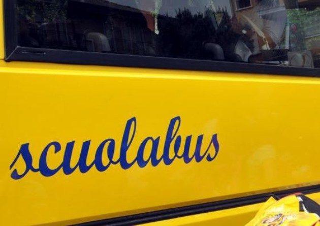 Mantova: si ribalta bus con bambini a bordo, nessuno grave