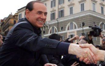 """Elezioni 2018, Silvio Berlusconi non ha dubbi: """"Vinceremo, Maroni non avrà ruoli nel Governo, ecco cosa rispondo a Renzi"""" (FOTO)"""