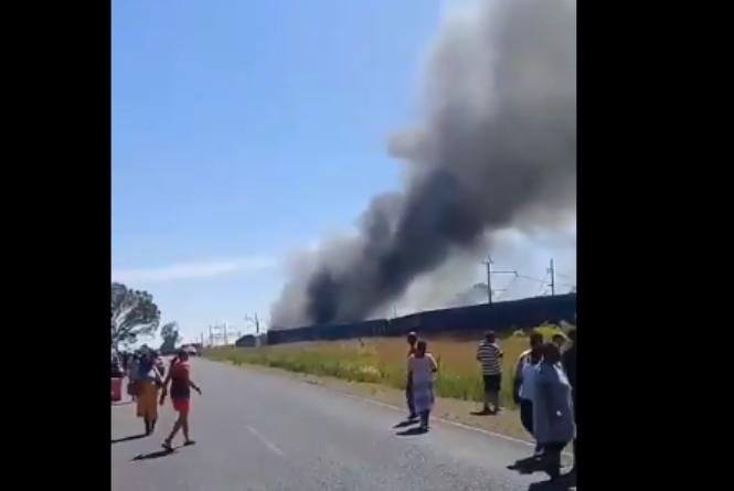 Sudafrica, treno contro camion: 18 morti e circa 260 feriti