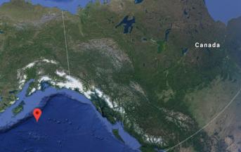 Terremoto oggi in Alaska: scossa magnitudo 8.2 e allerta tsunami