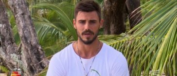 Francesco Monte Isola dei Famosi 2018