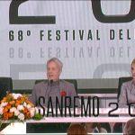 Sanremo 2018 ospiti
