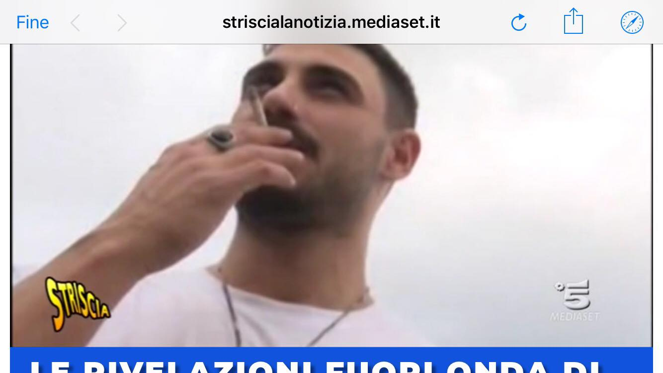 Striscia la notizia minaccia Alessia Marcuzzi e l'Isola dei famosi?