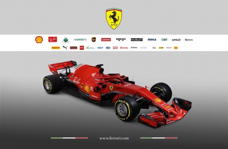 Ferrari Formula 1 2018