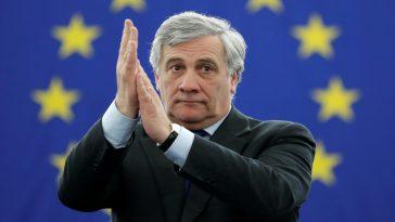 Antonio Tajani biografia