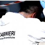 UDINE MORTA LACCIO AL COLLO