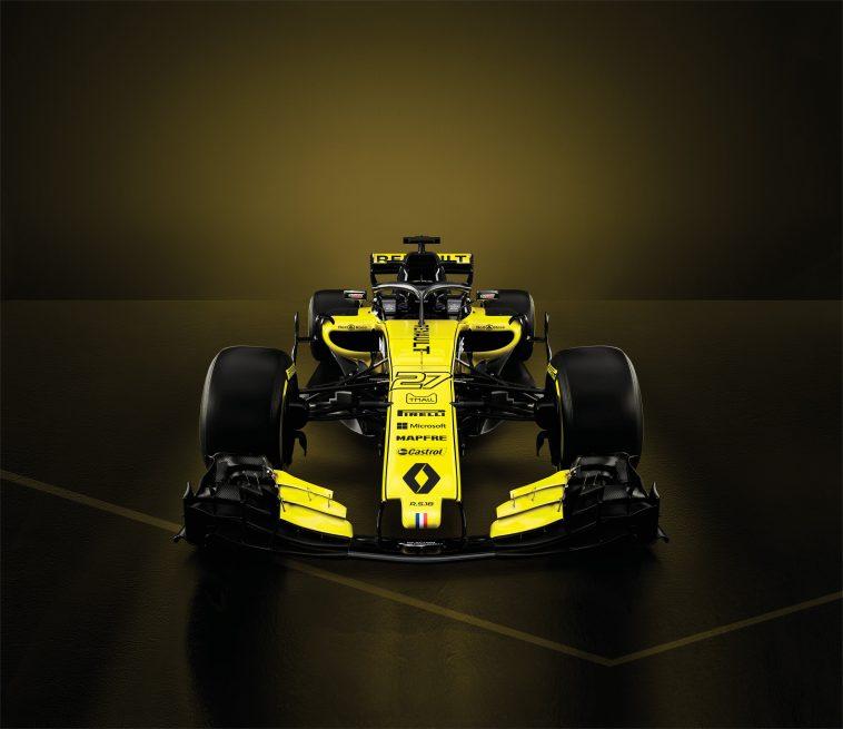 Renault Formula 1 2018