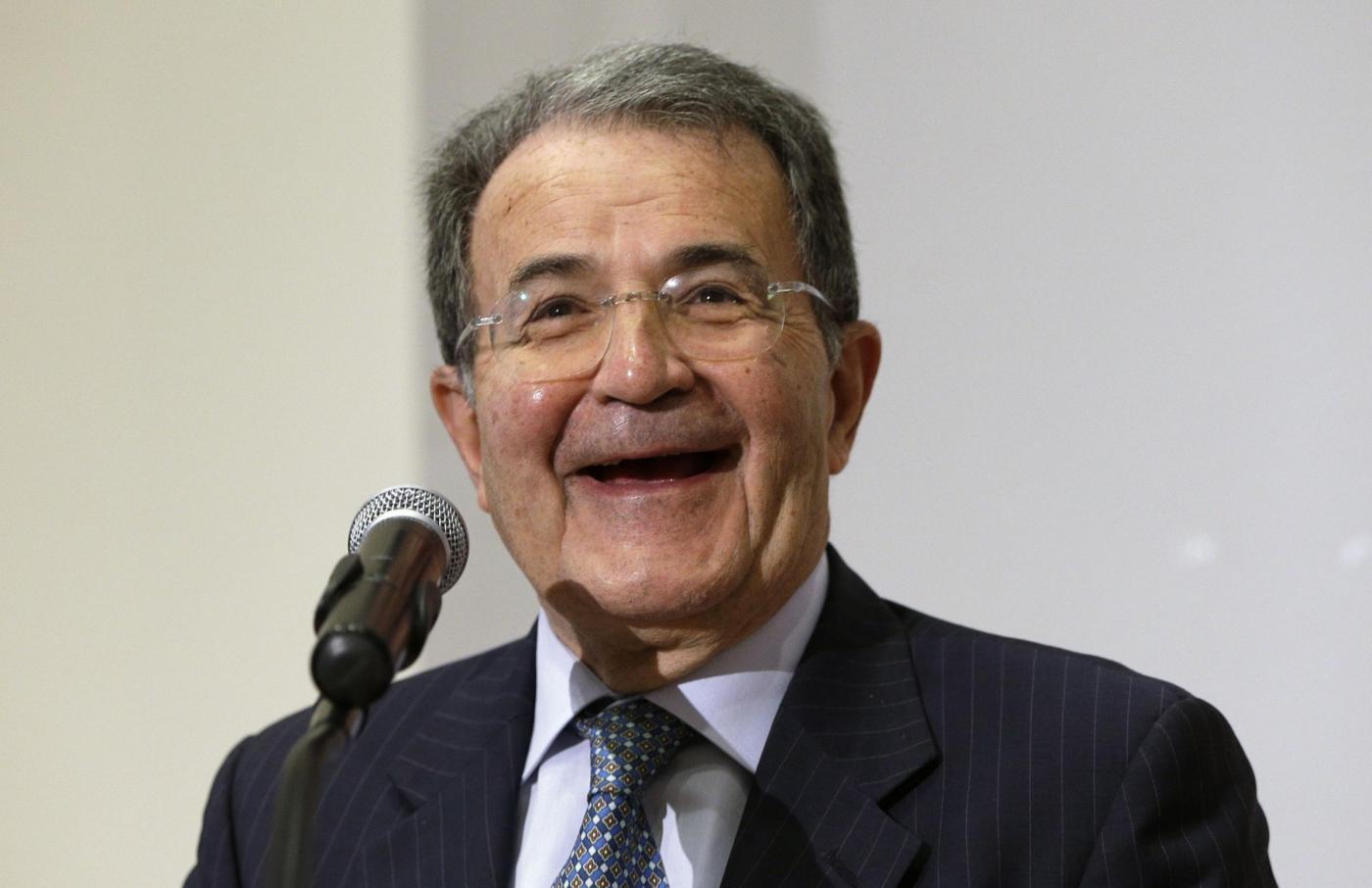 Elezioni 2018 Romano Prodi