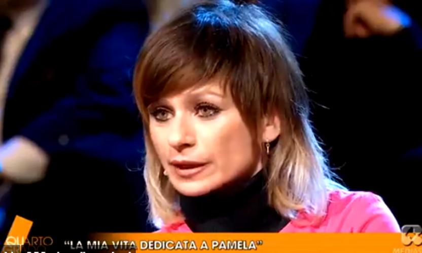 ALESSANDRA VERNI MADRE PAMELA