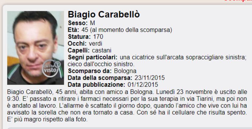 Leggi anche  Nicola Demattè scomparso a Trento  sette giorni senza sue  notizie 3c11cf3b19bd