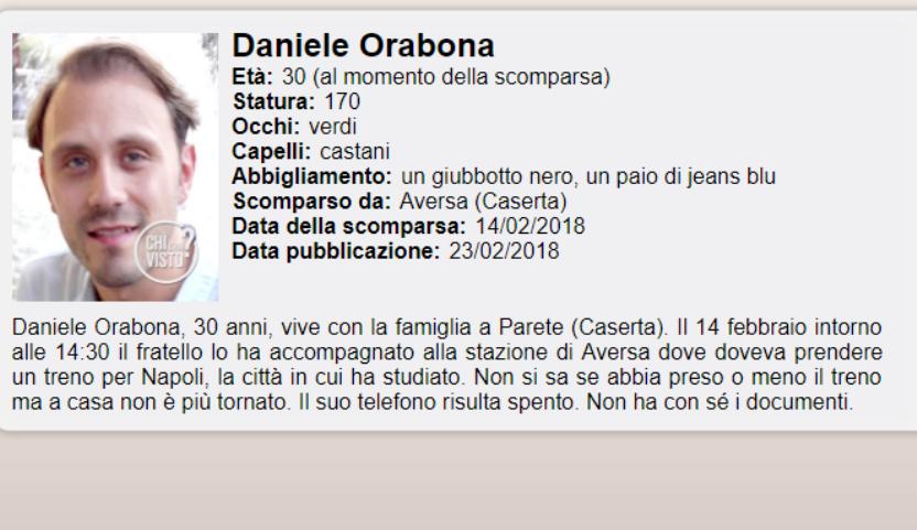 Napoli, trovato morto al Centro direzionale il giovane laureato scomparso da Aversa