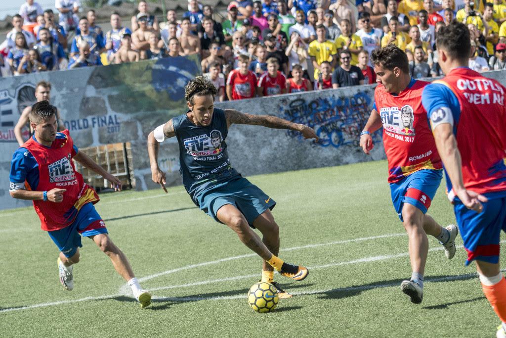 Neymar Jr Five