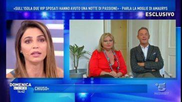 Cecilia Capriotti contro Monica Setta e Craig Warwick