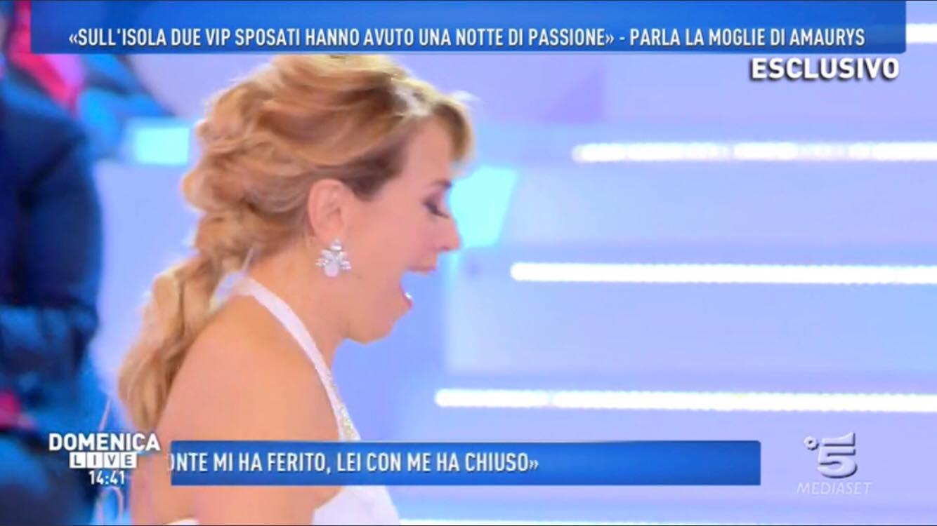 Barbara d'Urso e la frecciatina contro Cecilia Rodriguez?