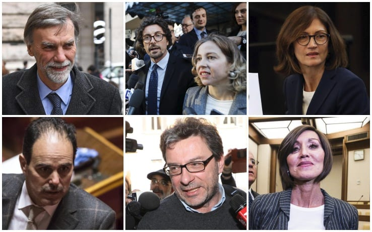 Governo 2018 capigruppo camera e senato ecco tutte le for Camera e senato differenze