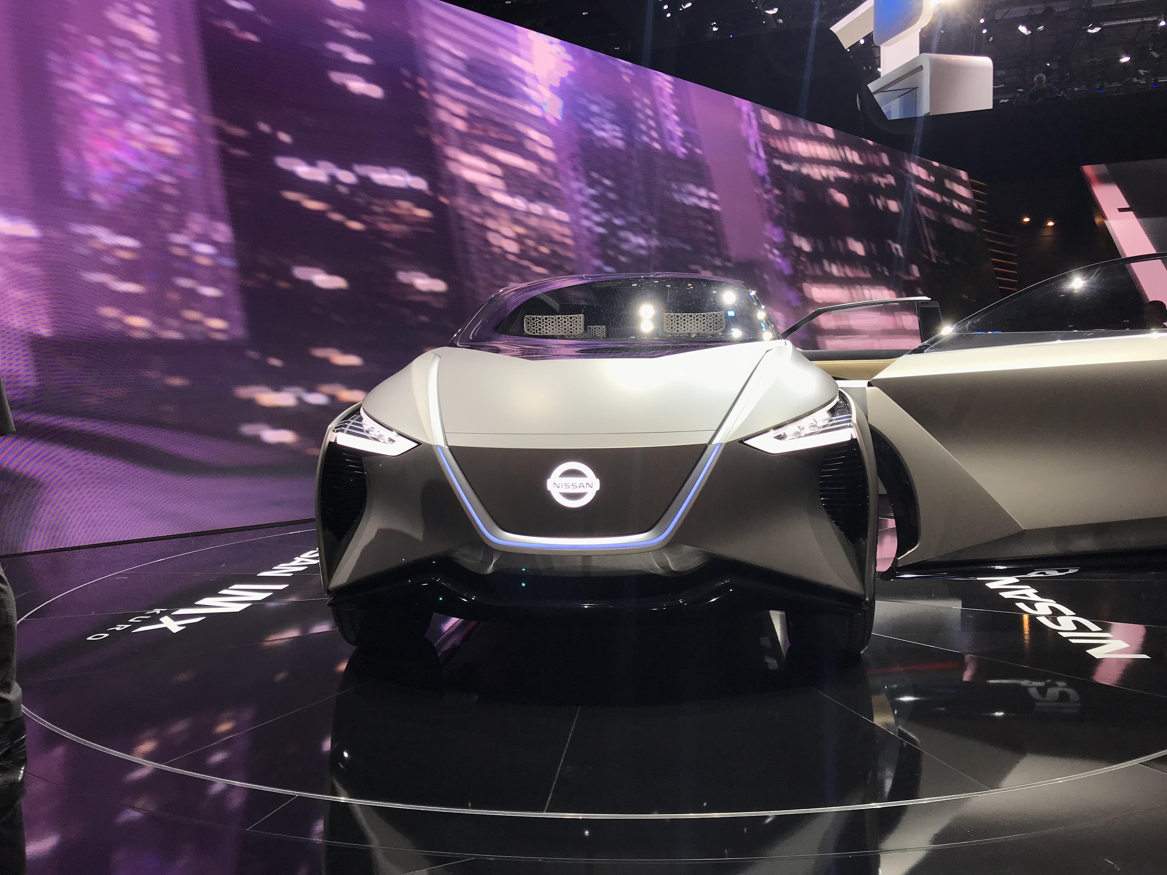 Salone di Ginevra 2018 Nissan