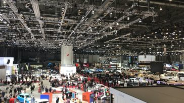 Salone auto Ginevra novità 2018
