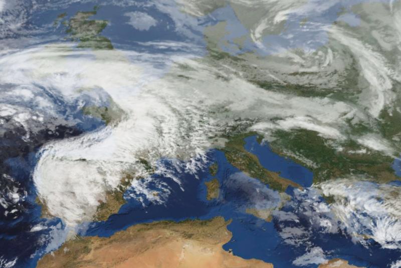 Meteo le previsioni di domani sabato 10 marzo maltempo - Meteo bagno di romagna domani ...