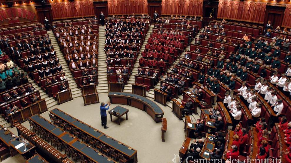 Diretta elezione presidente della camera 2018 nominato for Presidente dei deputati