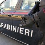 roma spari auto in fuga