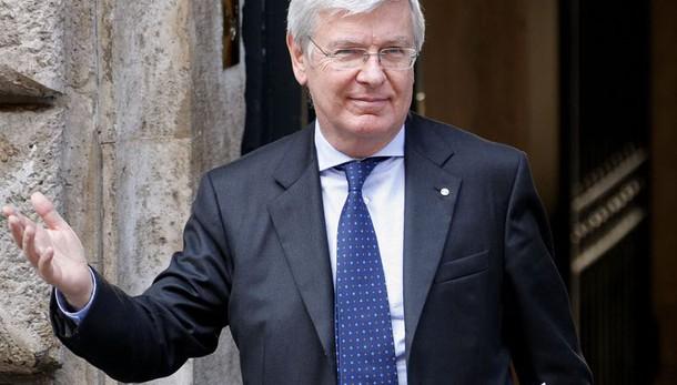 paolo romani candidato presidente senato