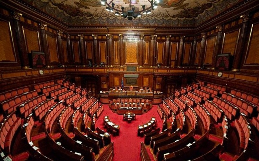Diretta elezione presidente del senato 2018 eletta maria for Diretta camera deputati