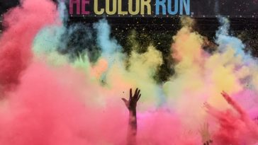 Color Run 2018 programma