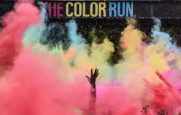 Color Run 2018 programma
