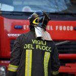 san donato milanese incendio capannone