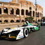 Formula E Roma circuito Eur