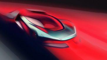 Automobili Pininfarina nuova vettura