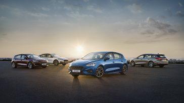 Ford Focus nuova generazione