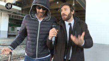 Gianluigi Buffon a Le Iene
