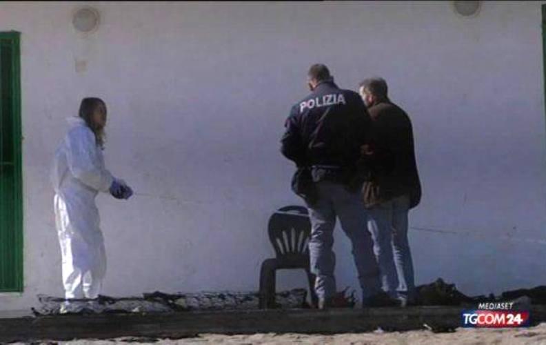 omicidio catania donna morta in spiaggia