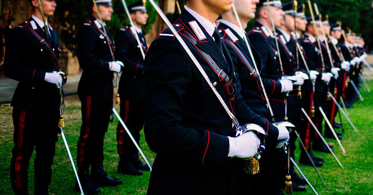 Concorso allievi carabinieri 2018: 2330 posti previsti per maggio Video