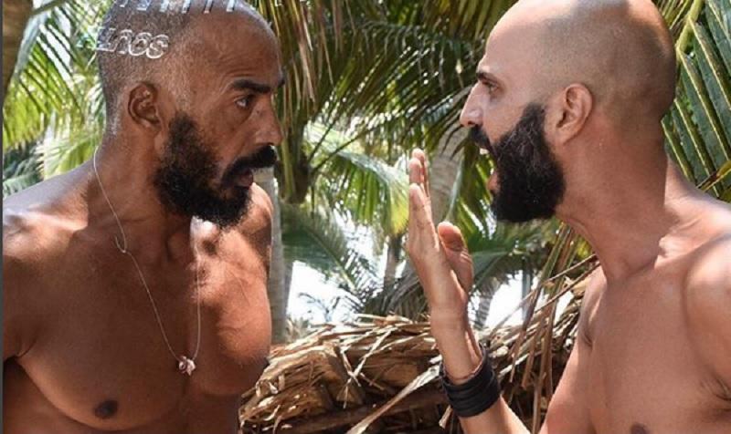Isola dei Famosi 2018, lite furiosa tra Jonathan e Amaurys ...