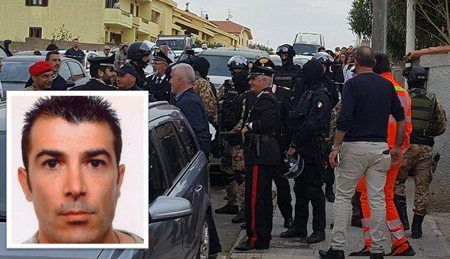 Nord Sardegna: accoltella carabiniere e si barrica in casa