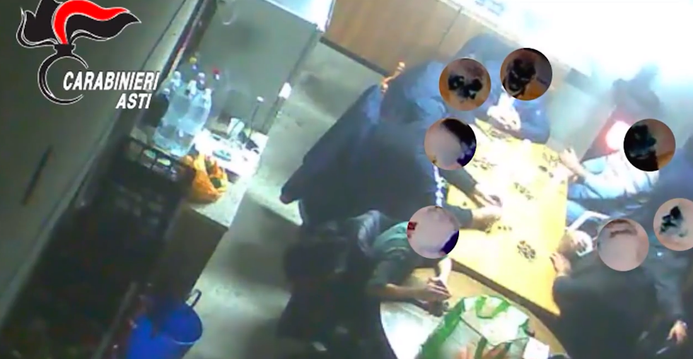 'Ndrangheta: arresti in Piemonte