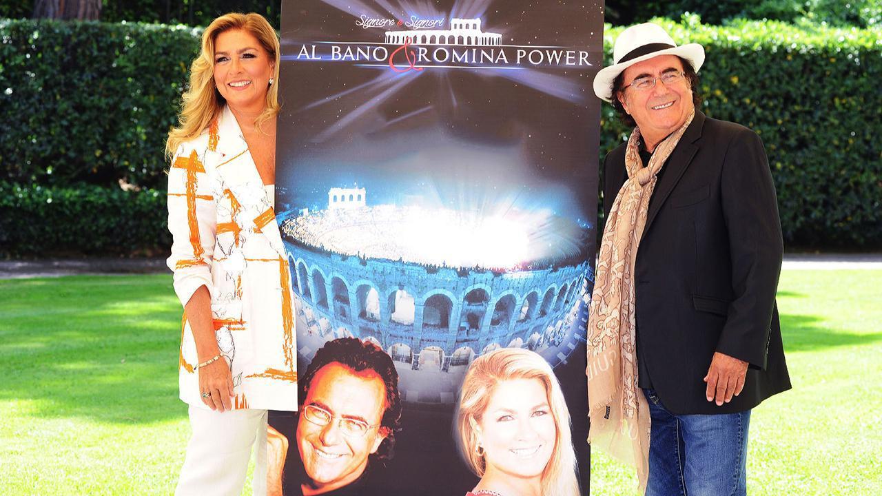 albano e romina news