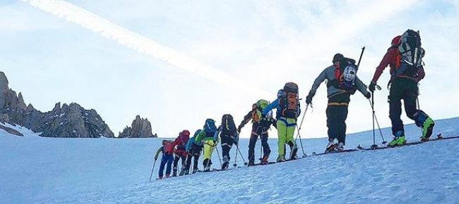 alpinisti italiani morti alpi svizzere