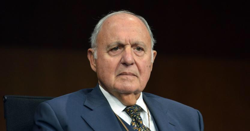 Paolo Savona massone