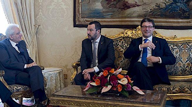 Governo news, Di Maio e Salvini al Quirinale - Live blog e diretta streaming