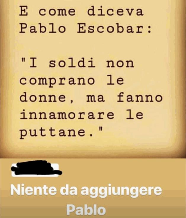 Fanny e Balotelli: