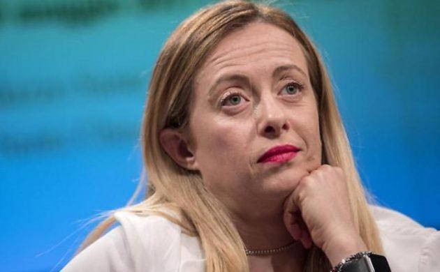 Giorgia Meloni Mes
