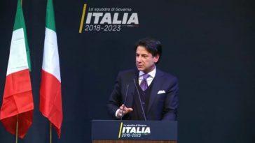 Giuseppe Conte premier: un perfetto sconosciuto a Palazzo Chigi