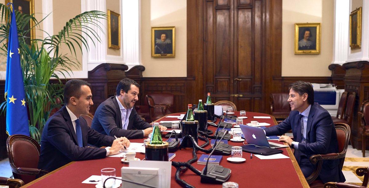 Governo Conte viceministri e sottosegretari