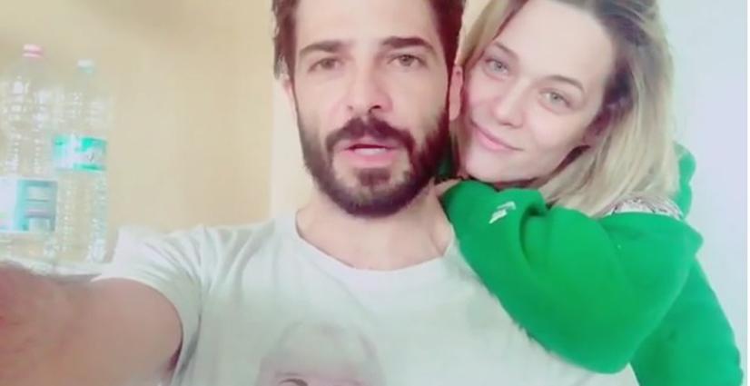 Marco bocci instagram l 39 attore ricoverato il video - Instagram messaggio letto ...