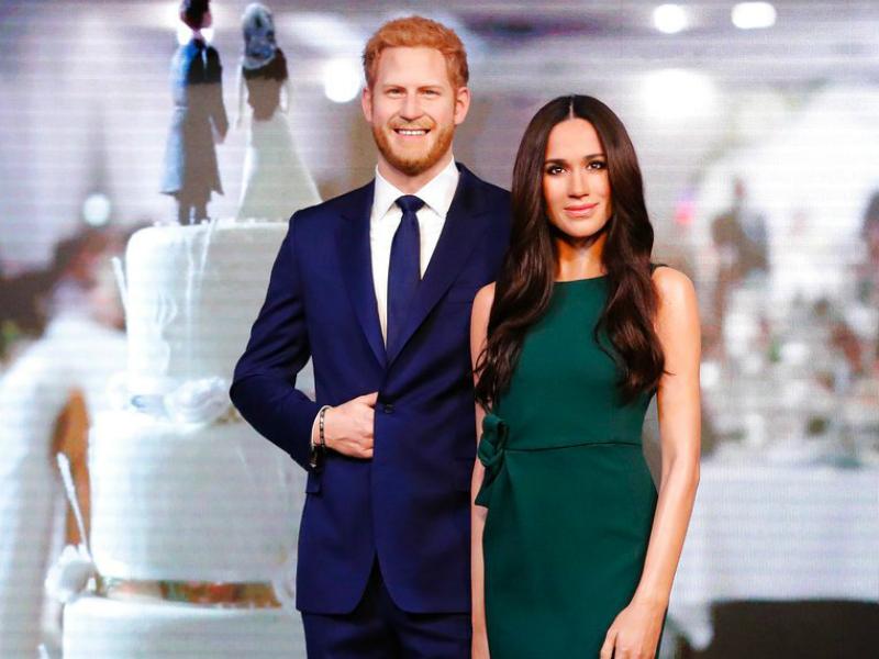 Matrimonio Harry E Megan : Matrimonio harry e meghan orario diretta tv costo