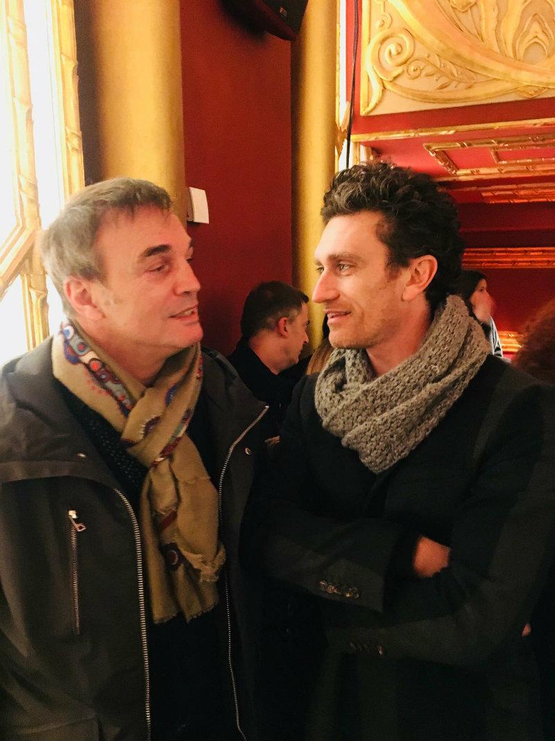 Piero Maggiò e Samuele Sbrighi